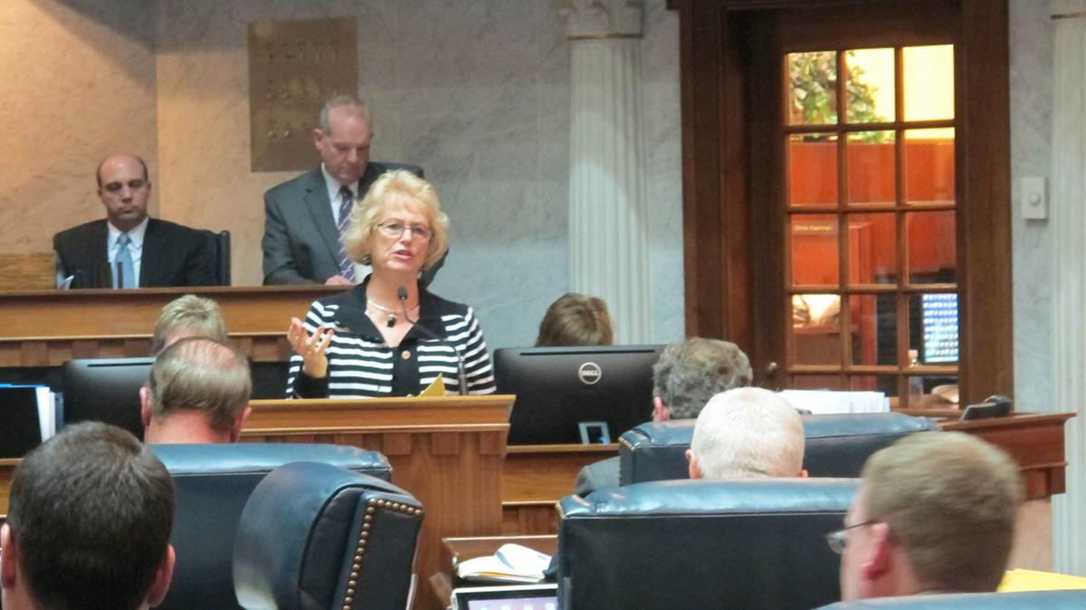Becker tries and fails to amend abortion bill