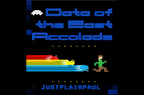 Review: justplainpaul, 'Data of the East Accolade'