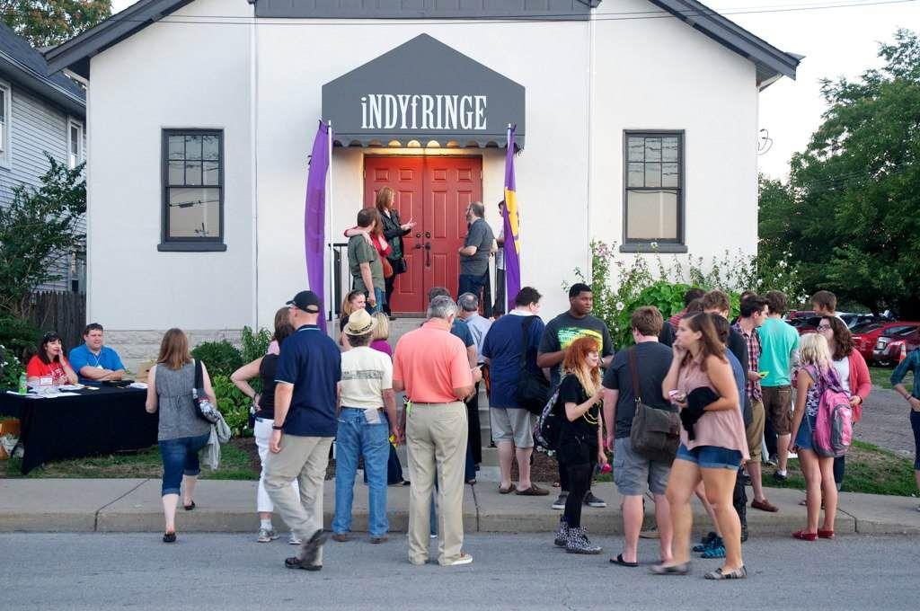 Indy Fringe Building