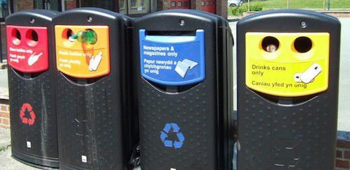 Indy celebrates America Recycles Day