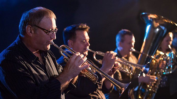 Review: Brass ensemble Masterworks 6 at UIndy
