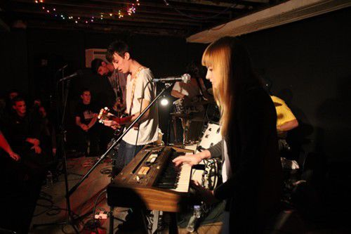 Review: Tiger's Jaw at The Hoosier Dome