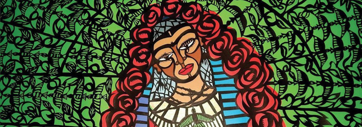 """La Santa Frida"" by Beatriz Vasquez"