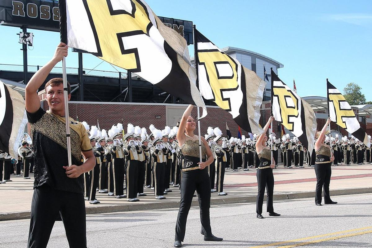 Slideshow: Purdue Homecoming