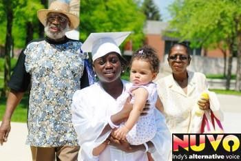 Nuvo Intern Jessica Larkins Graduates from High School