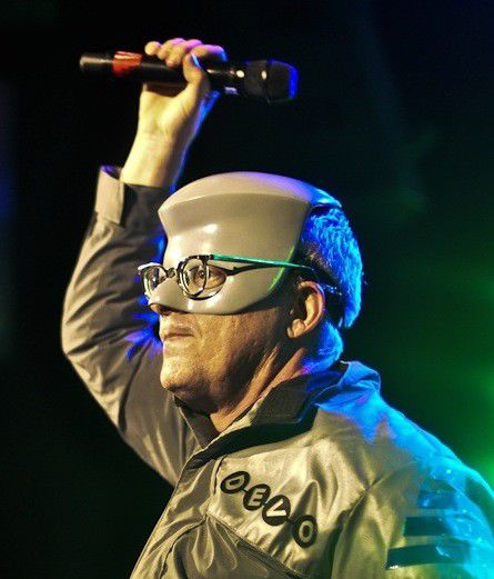 Photo gallery: DEVO at The Vogue, July 26