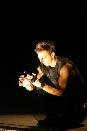 Web version: Hamlet meets technology