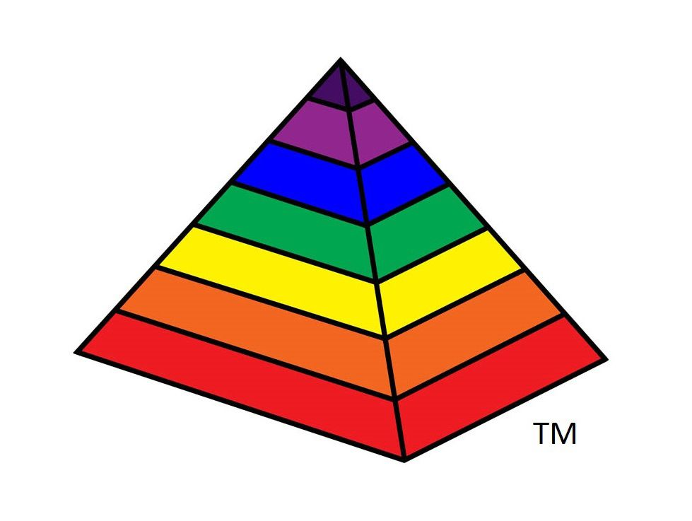 Pyramid of Enlightenment logo