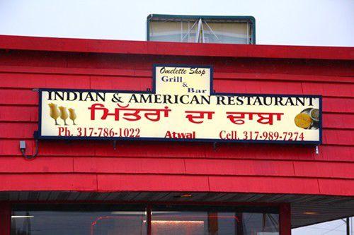 Bollywood death in a Punjabi diner