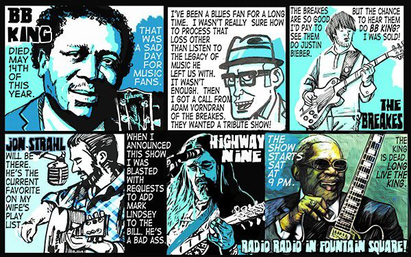 Barfly: BB King Tribute