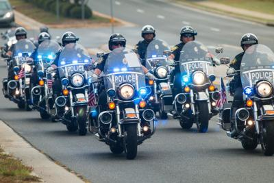 Police Escorts: Nice If You Can Get Them