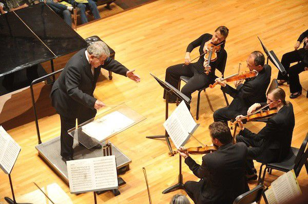 Review: UIndy's gala opening concert