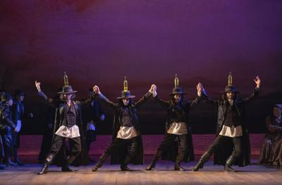 Fiddler on the Roof Heartily Embraced as Broadway in Indianapolis:   What's not to love?