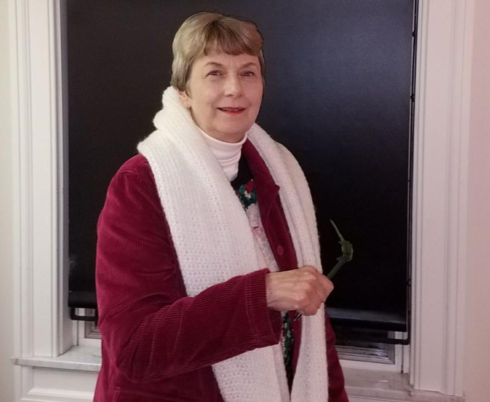 Joyce Brinkman at SullivanMunce Cultural Center