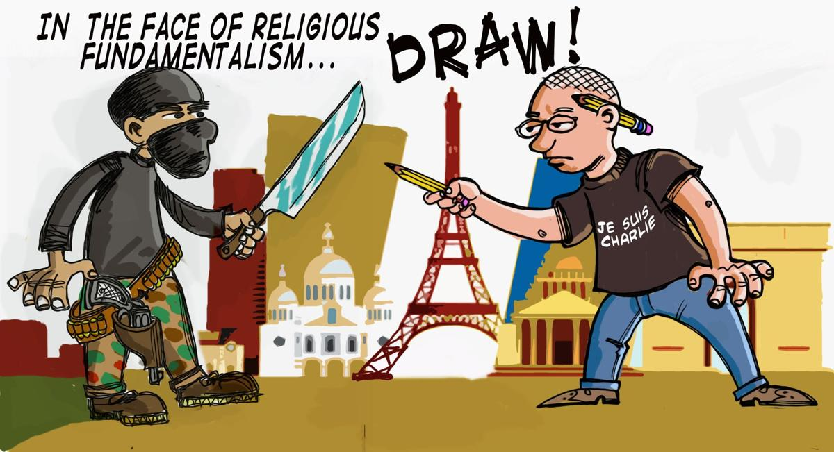 Bertsch on Charlie Hebdo