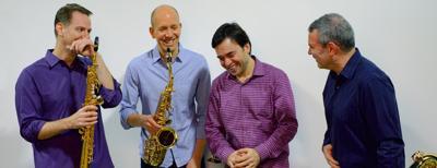 Saxophone Ensemble PRISM Quartet