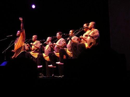 A Cultural Manifesto: Ladysmith Black Mambazo at Clowes