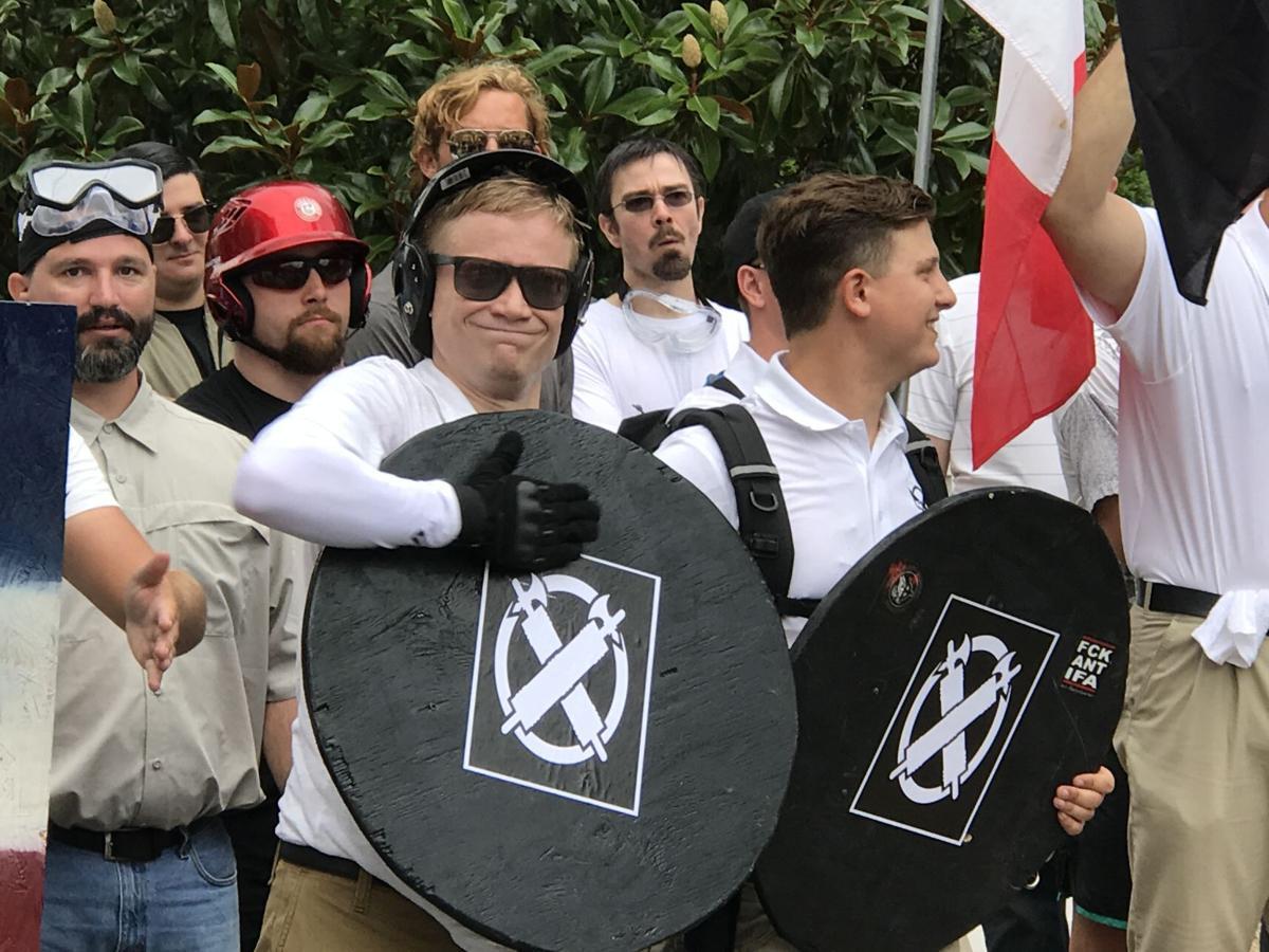 CVille Nazis w_ same flag as Fields.JPG