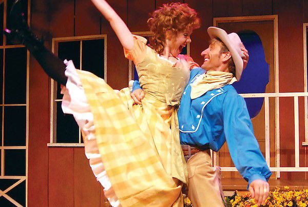 Review: Oklahoma! at Beef & Boards