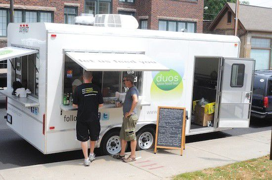 Food Truck Friday: Duos