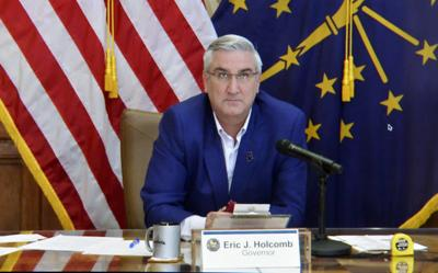 Holcomb delays state's reopening and extends eviction moratorium