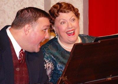 Review: 'Souvenir' at Buck Creek Playhouse
