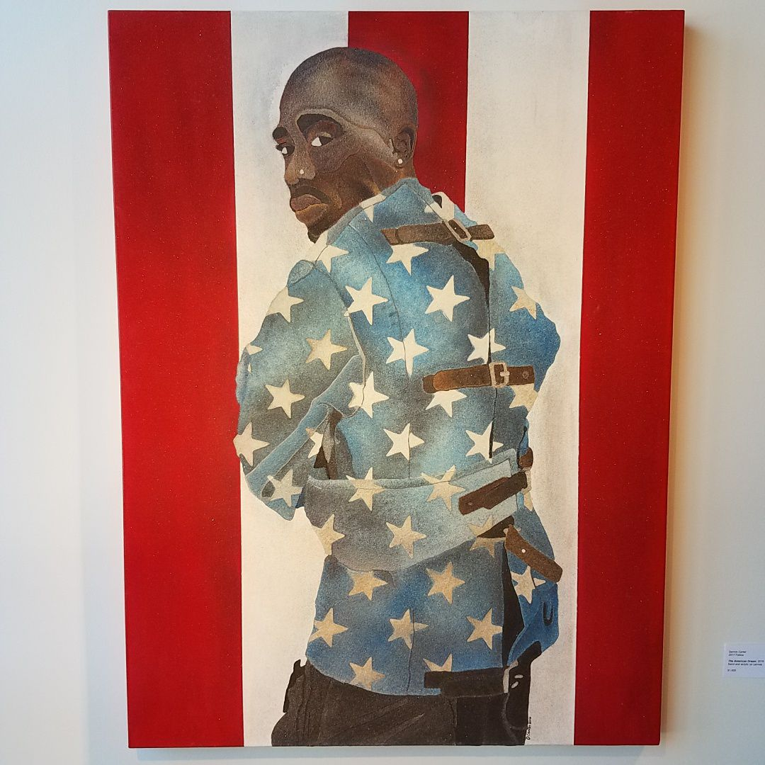 The American Dream by Derrick Carter
