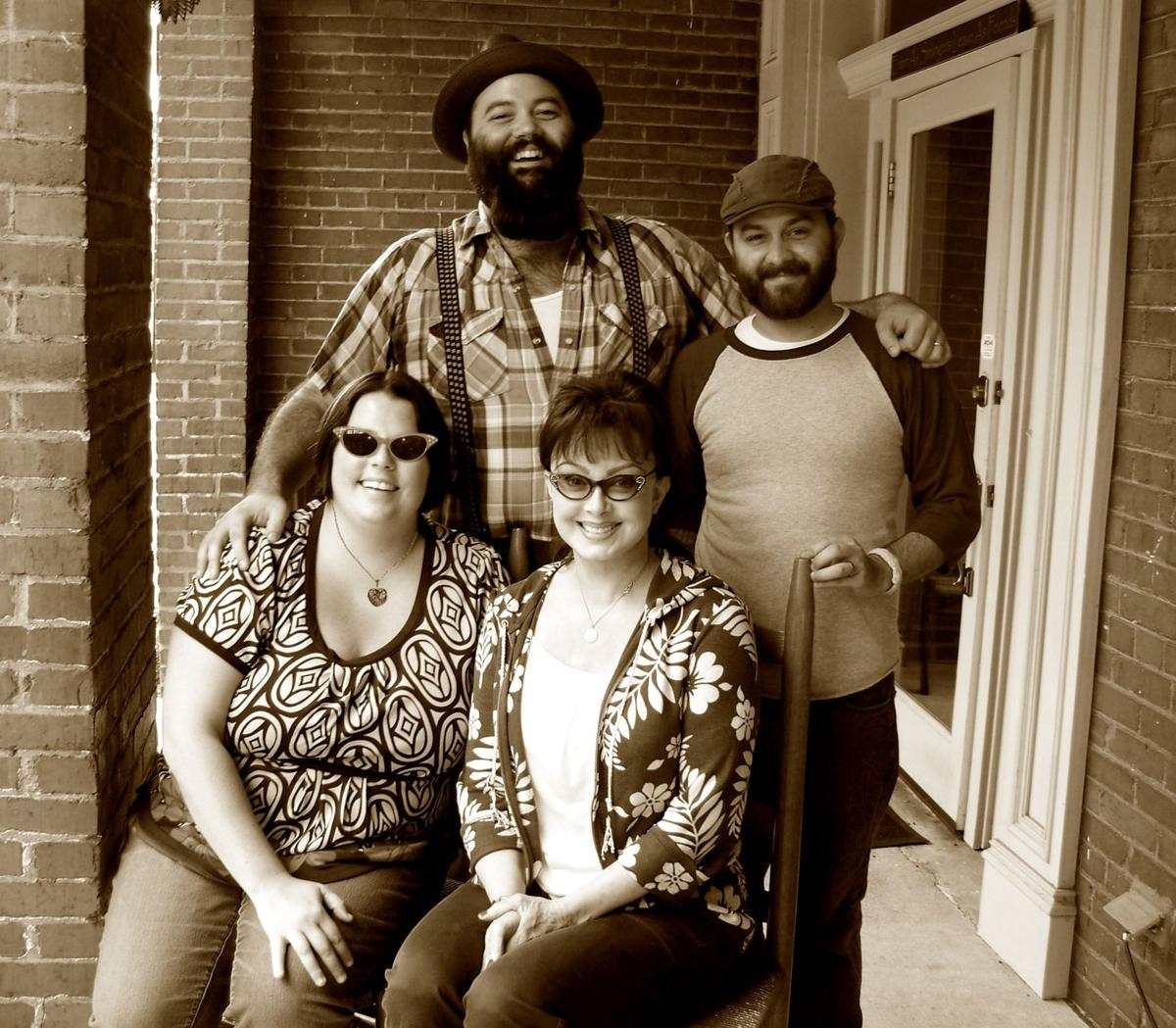 Banned from Canada: Rev. Peyton's Big Damn Band