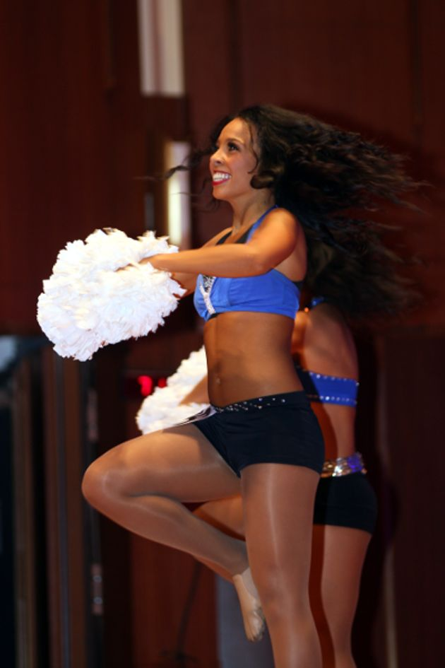 2014 Colts Cheerleader Auditions (Slideshow)