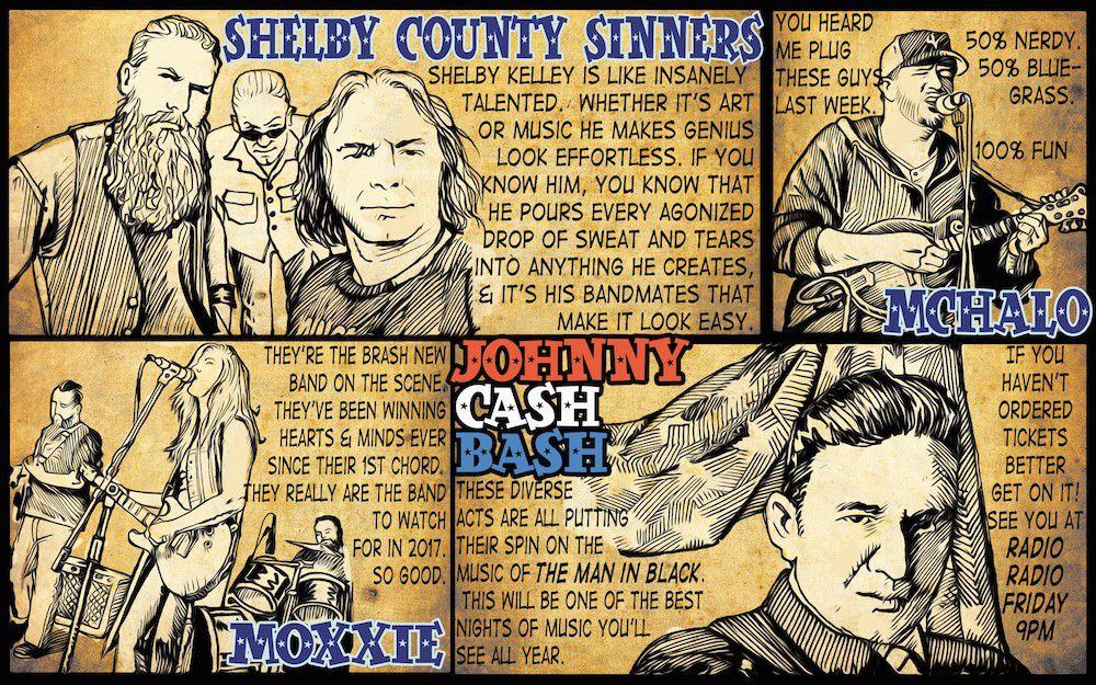 Barfly: Cash Bash 2016