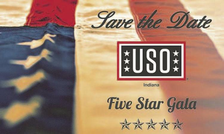 Sixth Annual USO of Indiana Five Star Gala