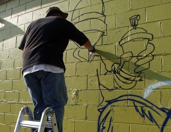 Slideshow: SubSurface Graffiti Fest 2013