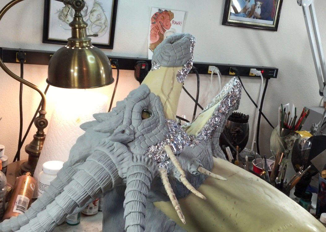 The dragon slayer of Gen Con