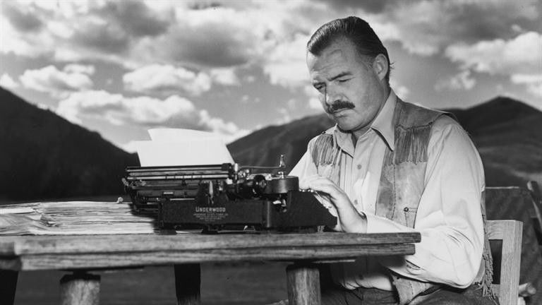 We Are All Hemingway