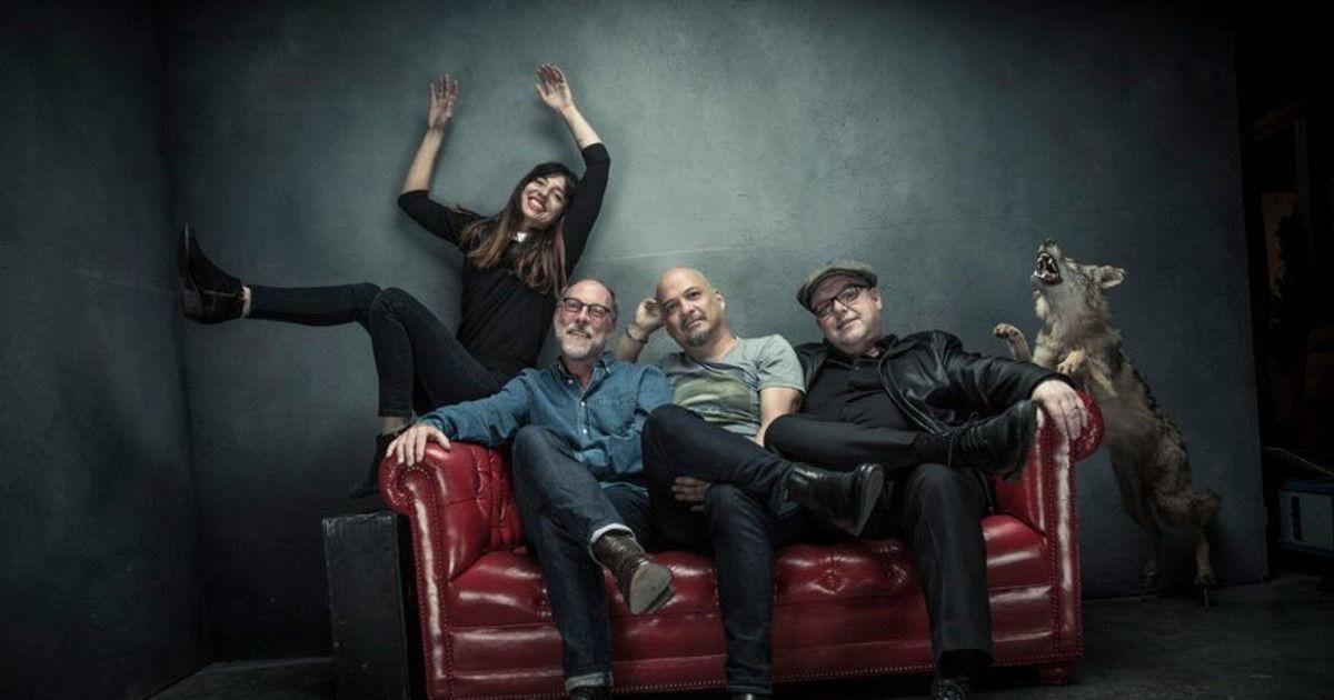 Pixies 2018