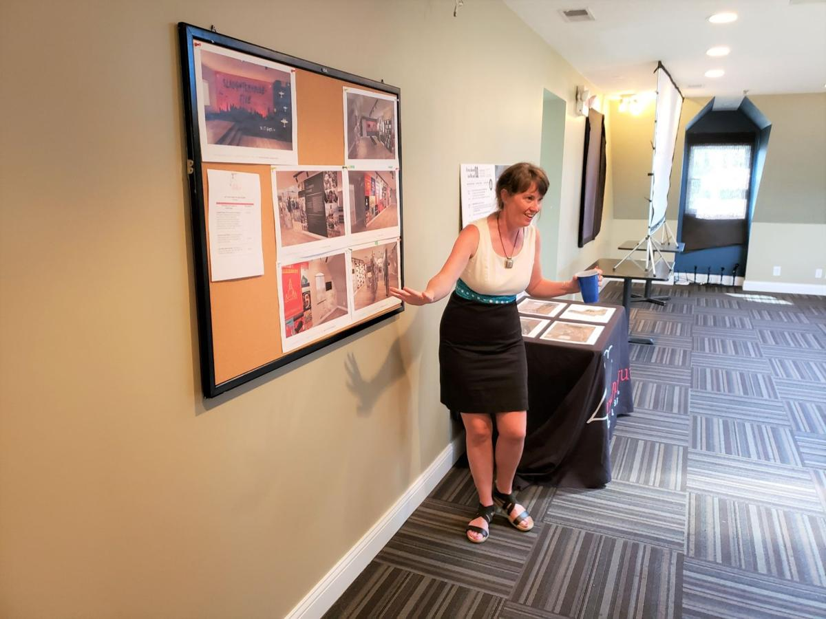 Kurt Vonnegut Museum and Library CEO and Founder Julia Whitehead