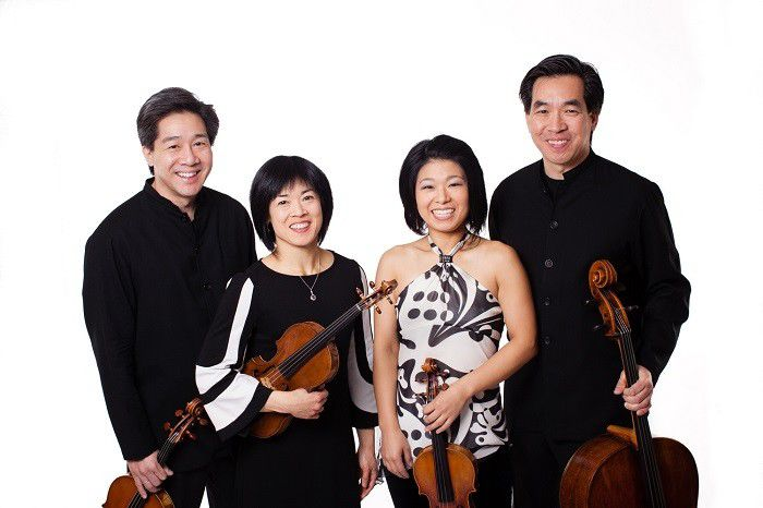 Ensemble chamber series closes with Ying Quartet