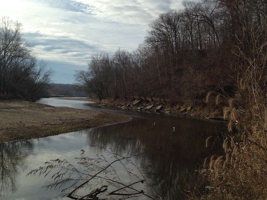 IN river conservation areas opening to public