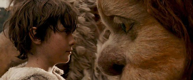 Ed reviews 'Where the Wild Things Are'