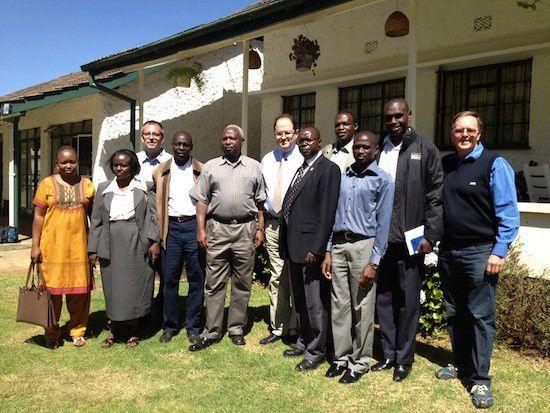 Hoosiers backing major Kenyan peace run
