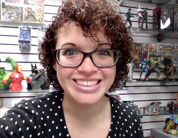 "Comics vlogger Bridget: ""You should be reading Ms. Marvel"""