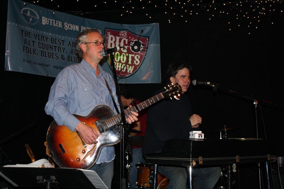 Sindacato, Tim Brickley at Locals Only, Jan. 2009