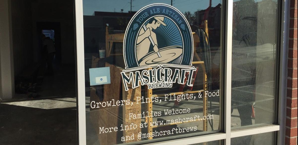 MashCraft Brewing opens a new taproom in Fall Creek Place