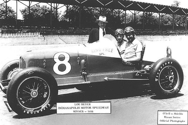 74 days until the 100th running of the Indianapolis 500