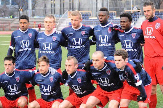 Soccer in the City: Indy Eleven 3 - I.U. 1