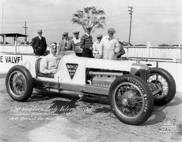 75 days until the 100th running of the Indianapolis 500