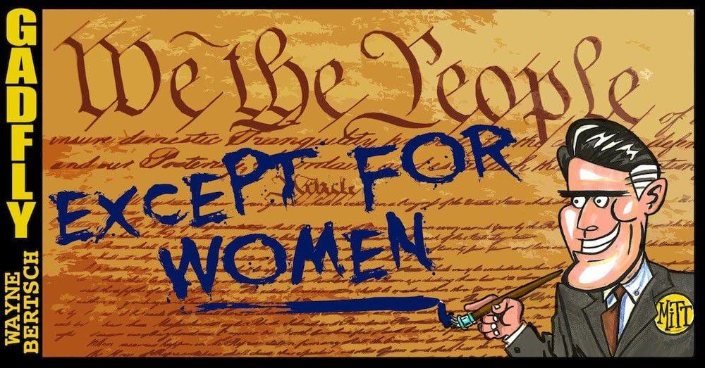We the People, except women