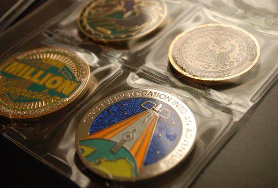 Geocaching: a high-tech treasure hunt