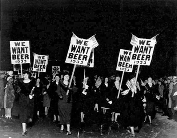 a paper on alcohol and prohibition