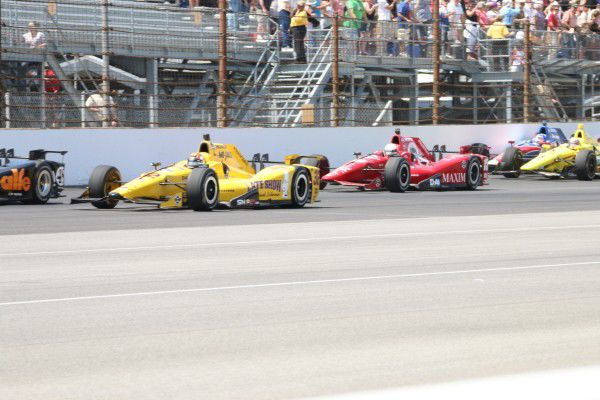 Slideshow: The 99th Running of The Indy 500